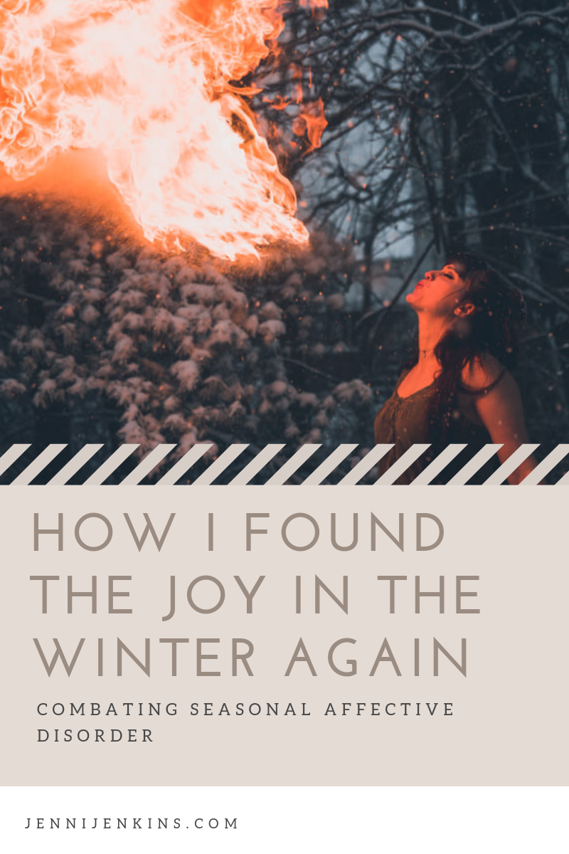 How I Found the Joy in Winter Again – Combating S.A.D.