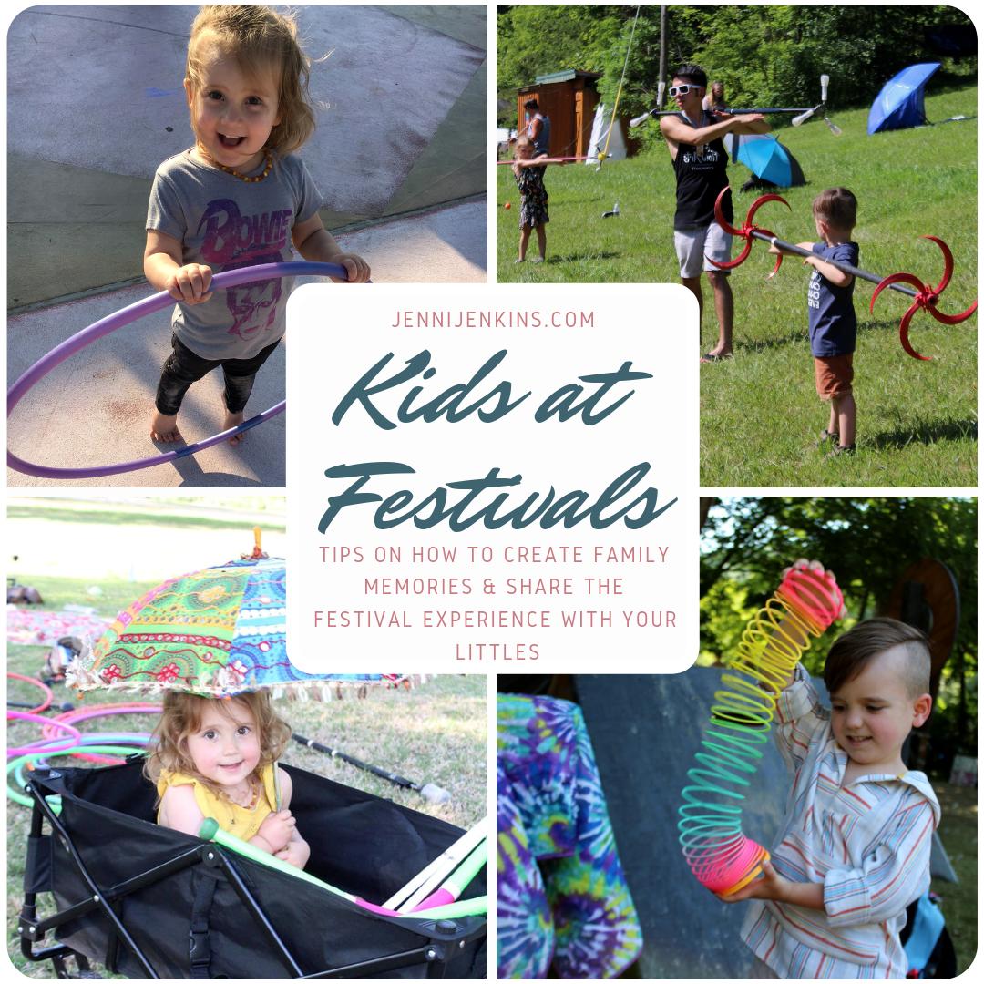 Kids at Festivals