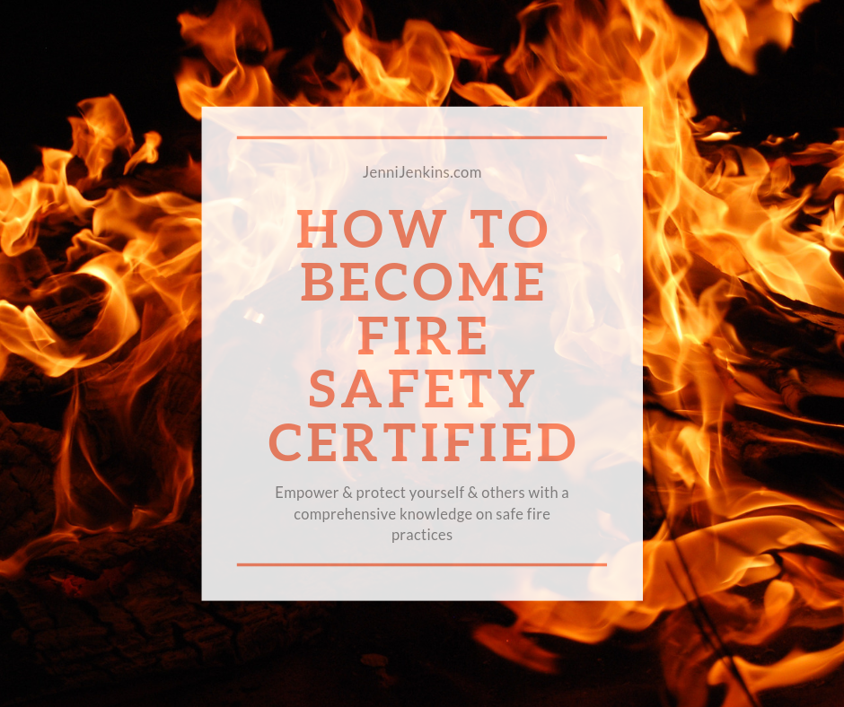 How to Become Fire Safety Certified