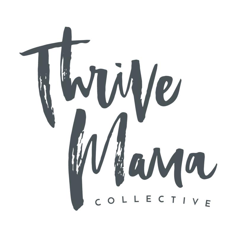 Thrive Mama Collective Logo