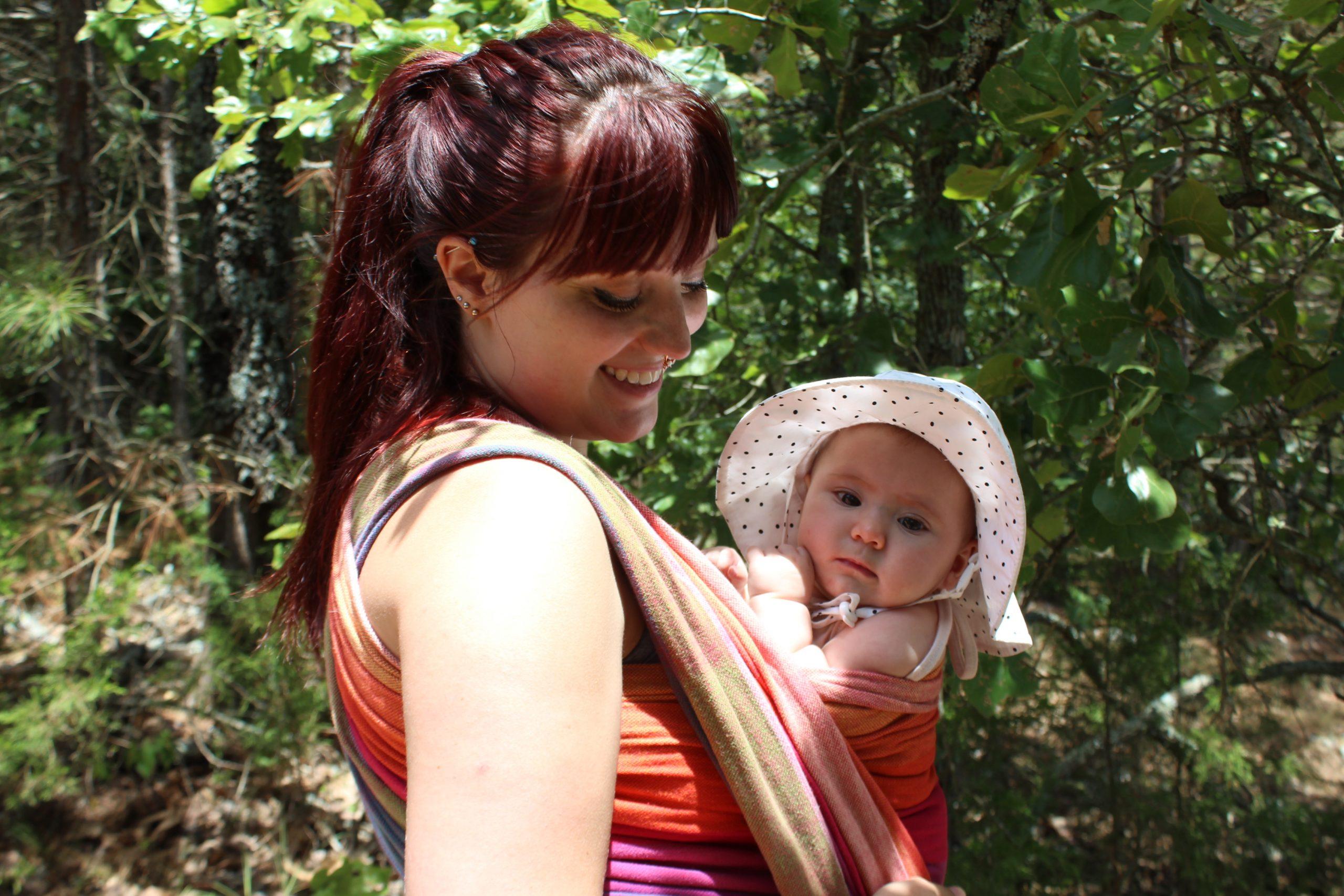 OKC Baby wearing educator Jenni Jenkins