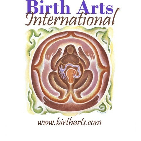Birth Arts International Logo Jenni Jenkins OKC Doula