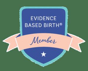 Evidence Based Birth Member Jenni Jenkins OKC Doula