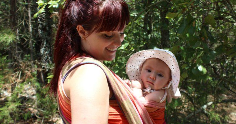 Earning My Baby Wearing Educator Certification