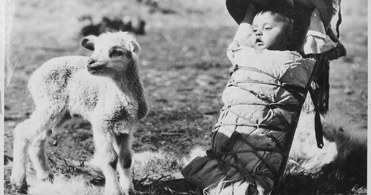The Origins of Baby Wearing