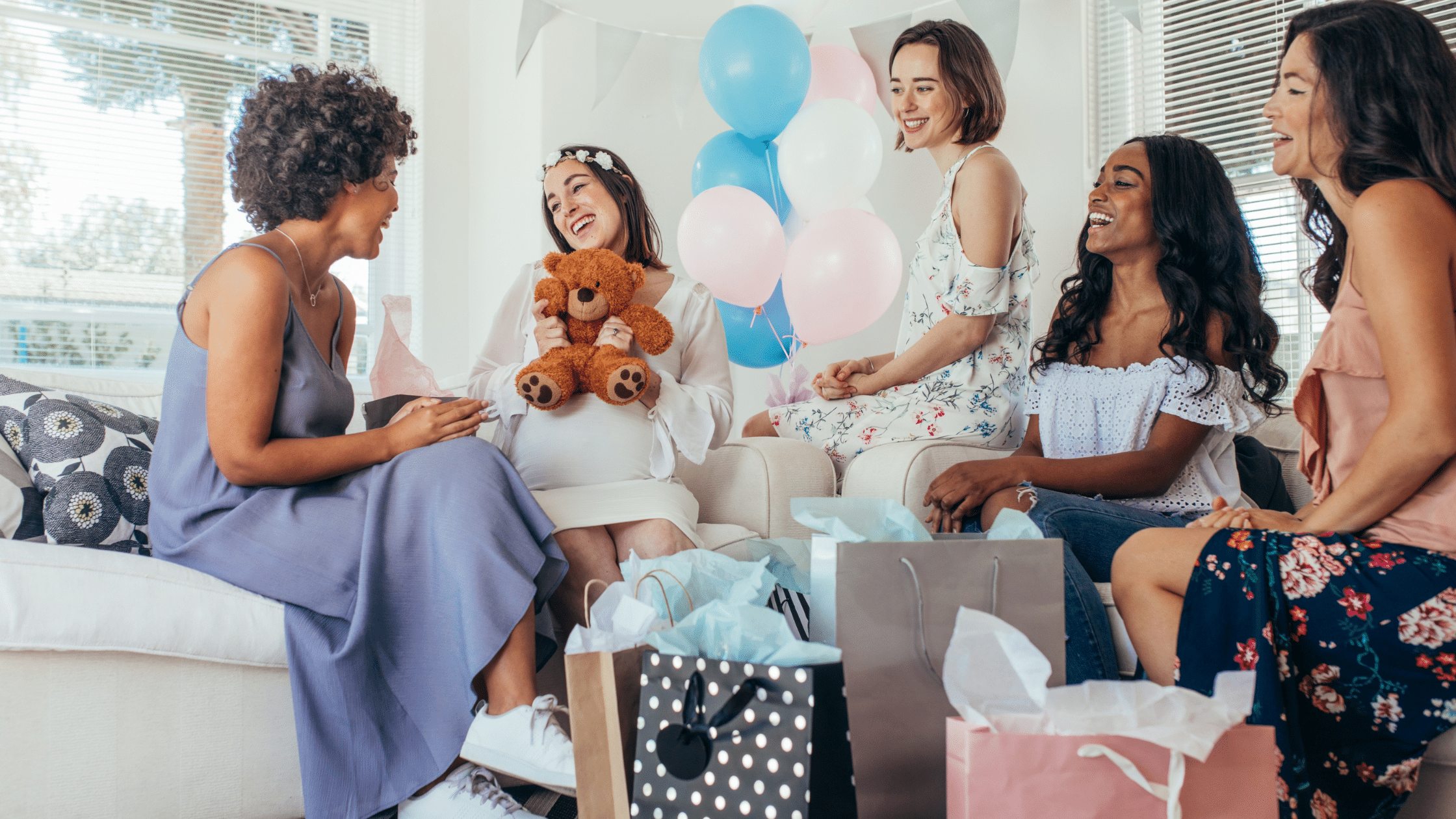 Edmond Doula top 5 baby shower gifts