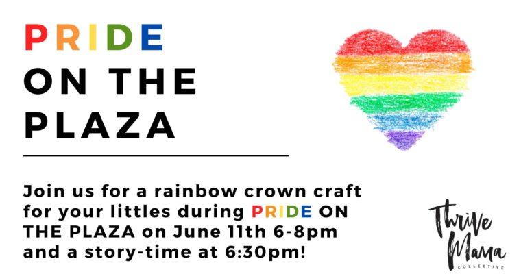 Pride on the Plaza 2020