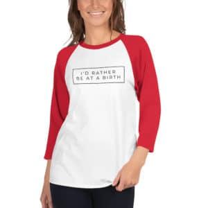 birth worker shirt