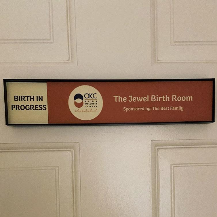 OKC Birth center Jenni Doula