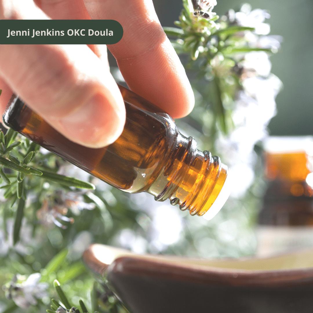 OKC Essential Oils birth doula